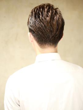 ◎AFLOAT◎できる男の為の七三ビジネスヘア#ビジカジ03