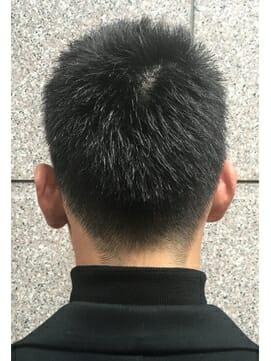 ビジカジ ツーブロック 短髪 モテ髪3